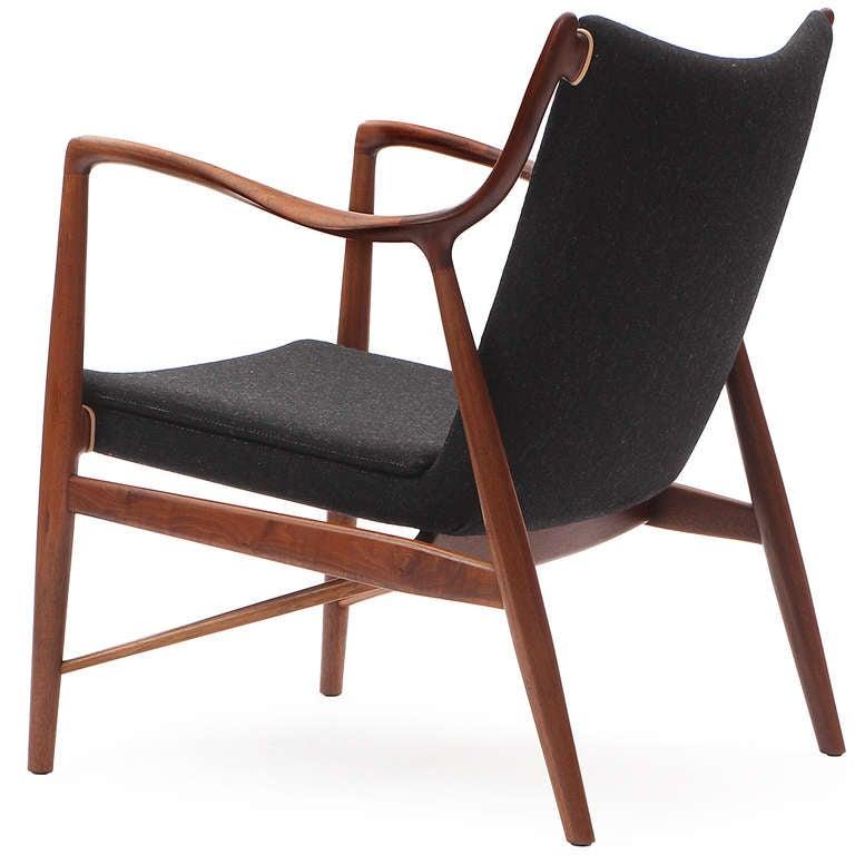 The 45 Chair By Finn Juhl For Baker For Sale At 1stdibs
