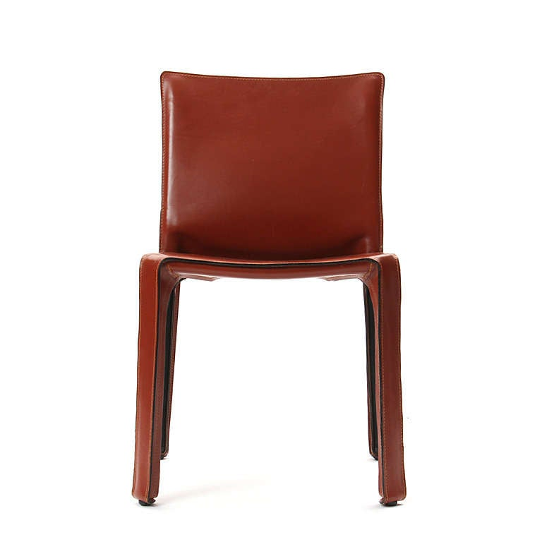 """""""Cab"""" Side Chair by Mario Bellini 1"""