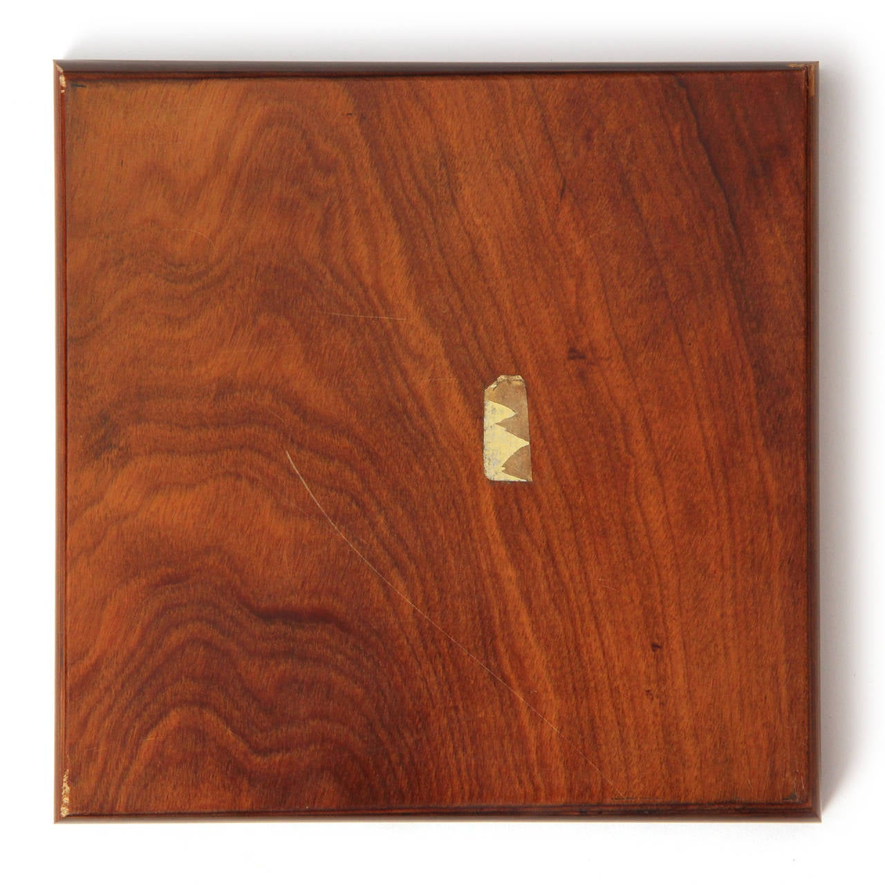 Modernist Ashtray by Shur Wood For Sale 2