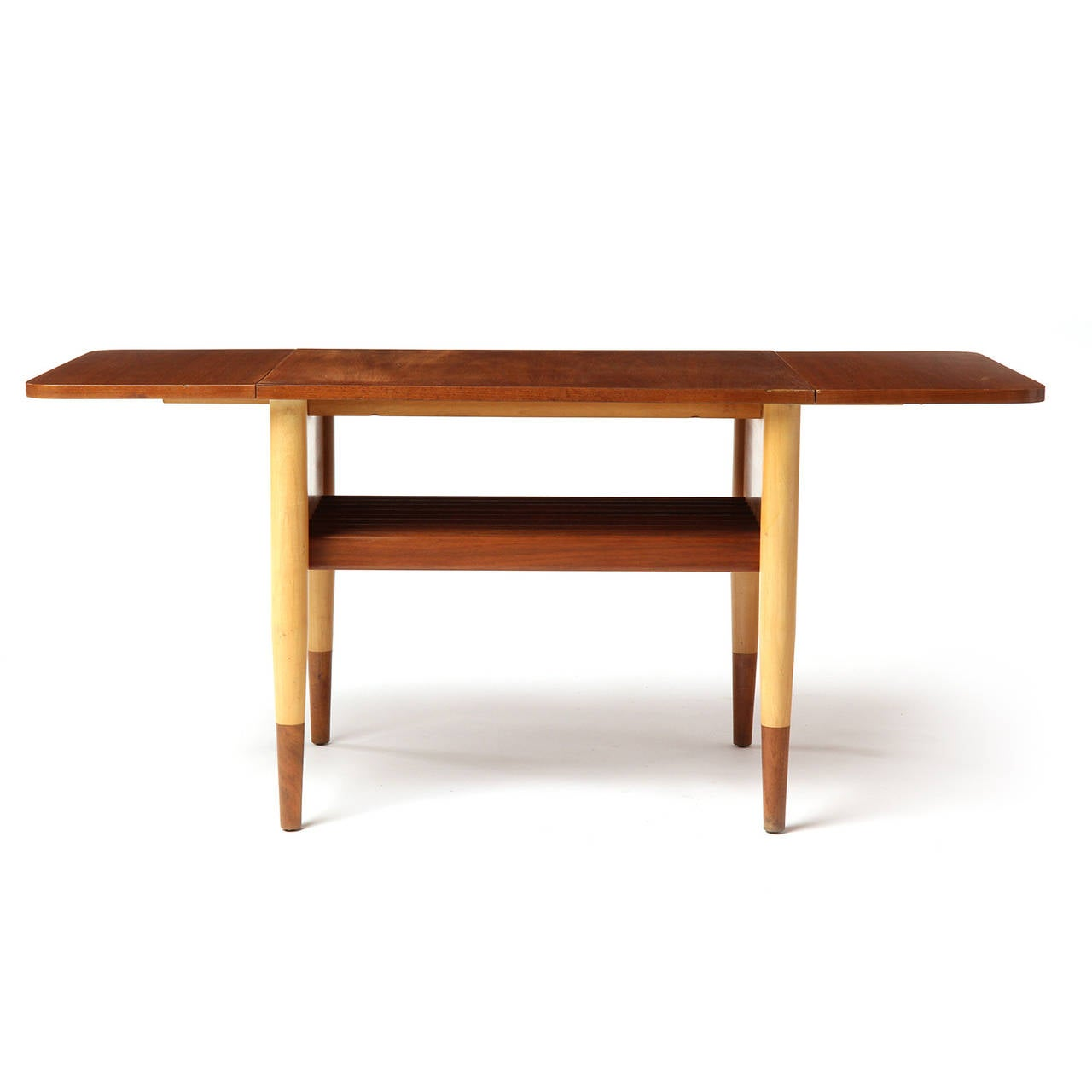 Drop Leaf Low Table By Finn Juhl For Sale At 1stdibs