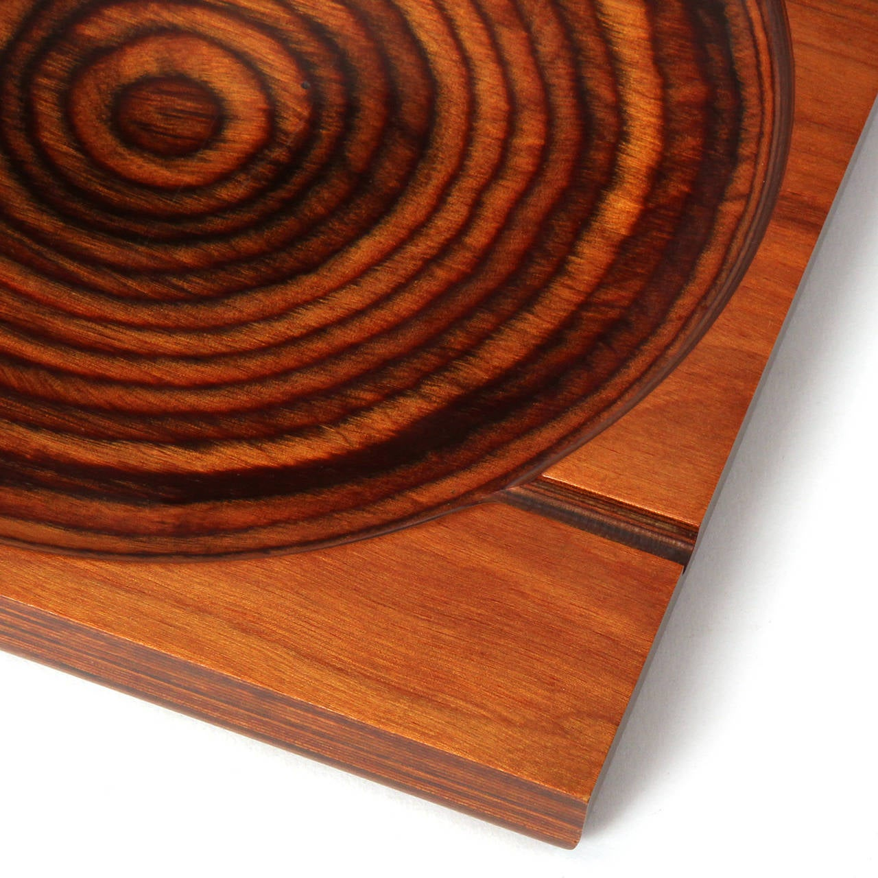 Modernist Ashtray by Shur Wood For Sale 1