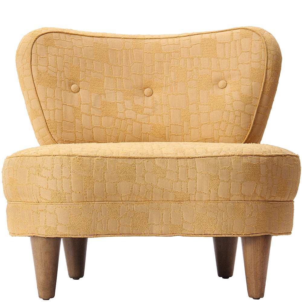 Low Lounge Chair by Edward Wormley for Dunbar