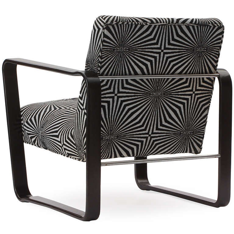 Tank Lounge Chair By Edward Wormley 4