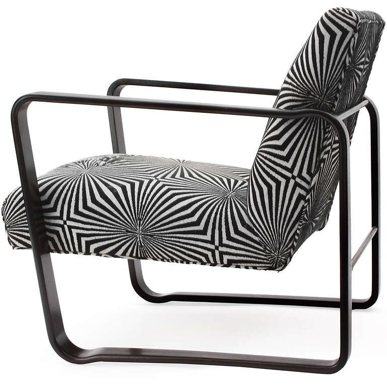 Tank Lounge Chair By Edward Wormley 3