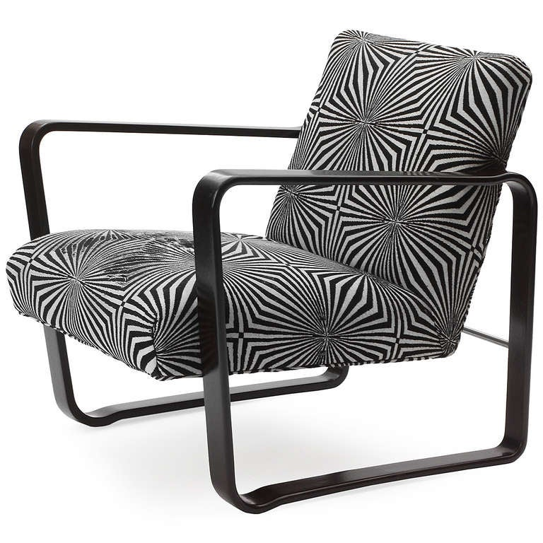 Tank Lounge Chair By Edward Wormley 2