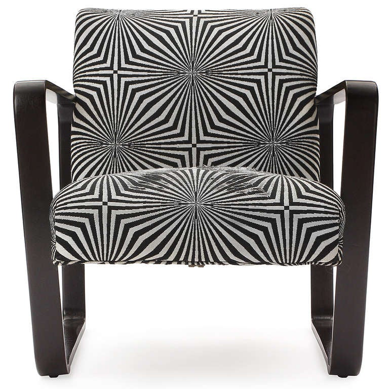 Tank Lounge Chair By Edward Wormley 5