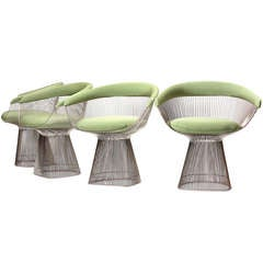 Armchair by Warren Platner