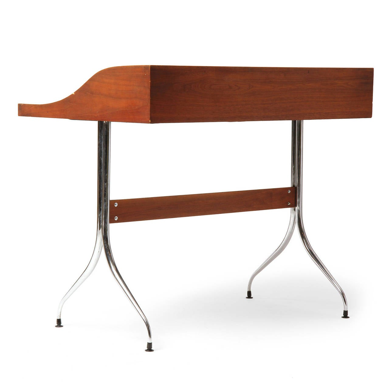 Swag Leg Desk By George Nelson For Sale At 1stdibs
