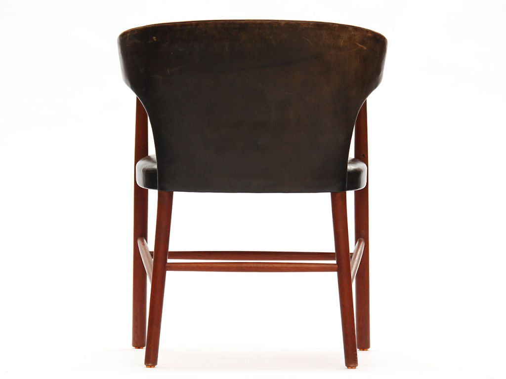 Mid-20th Century B-48 Chair by Jacob Kjaer For Sale