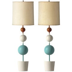 Topiary Table Lamps