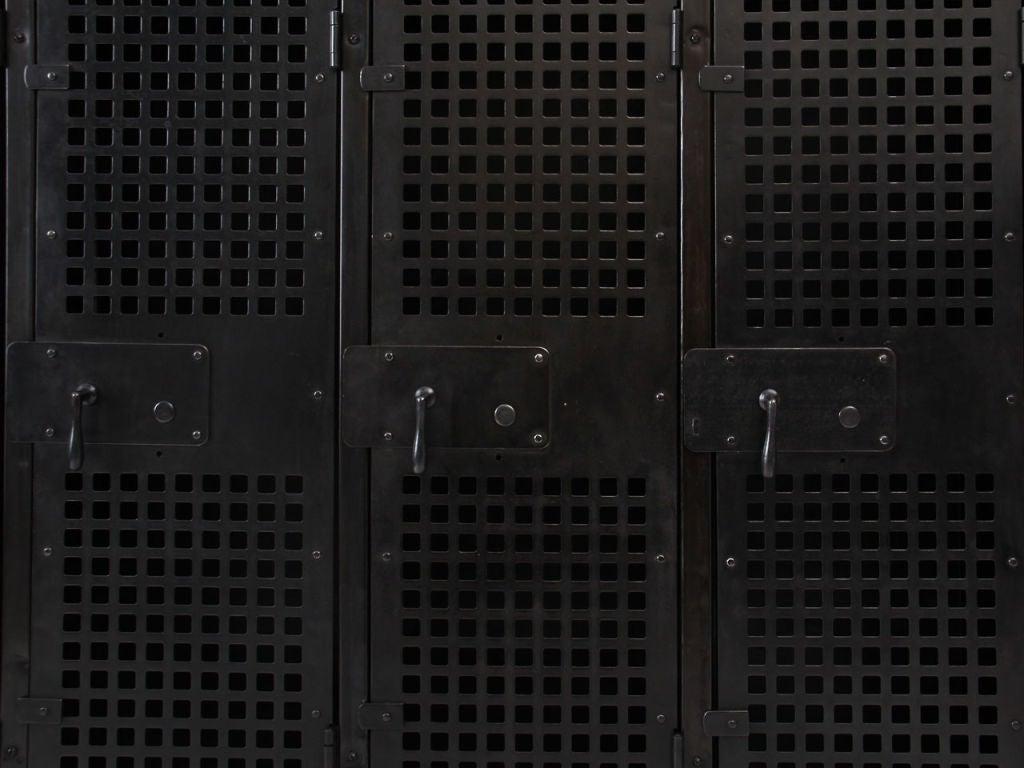 Vented Steel Lockers 4