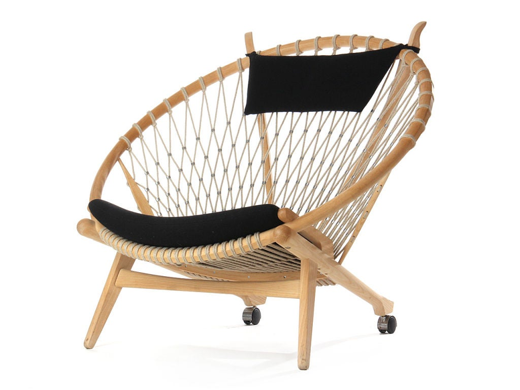 Danish the Circle Chair by Hans Wegner