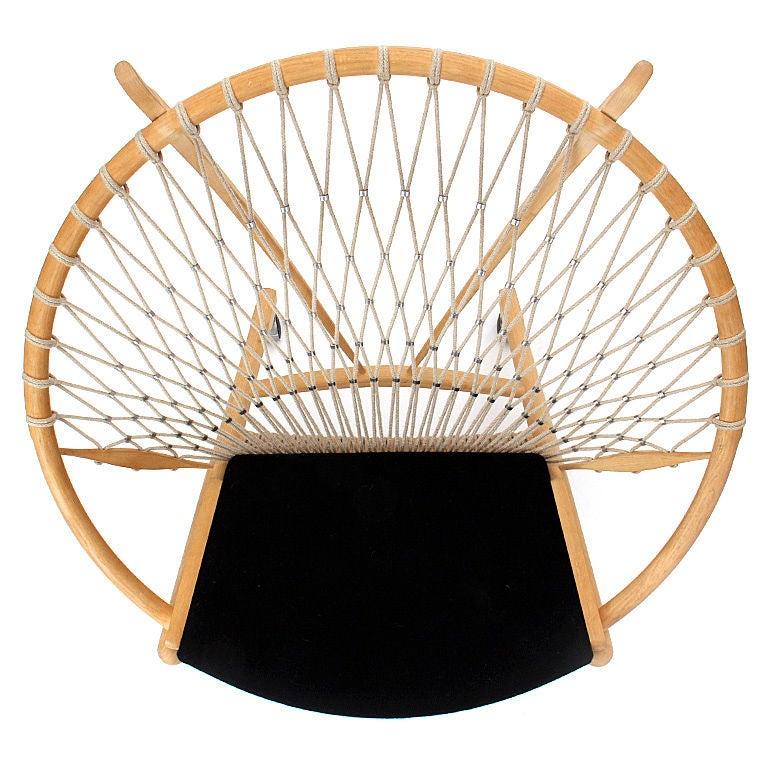 the Circle Chair by Hans Wegner at 1stdibs