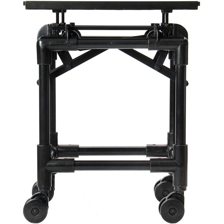 Industrial Turtle Lift Table by Hamilton