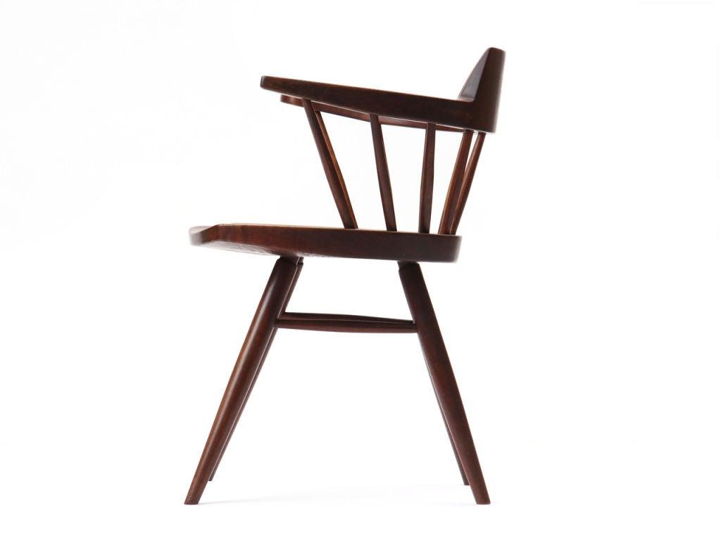 Modern captain chair - Captain S Chair By George Nakashima 3