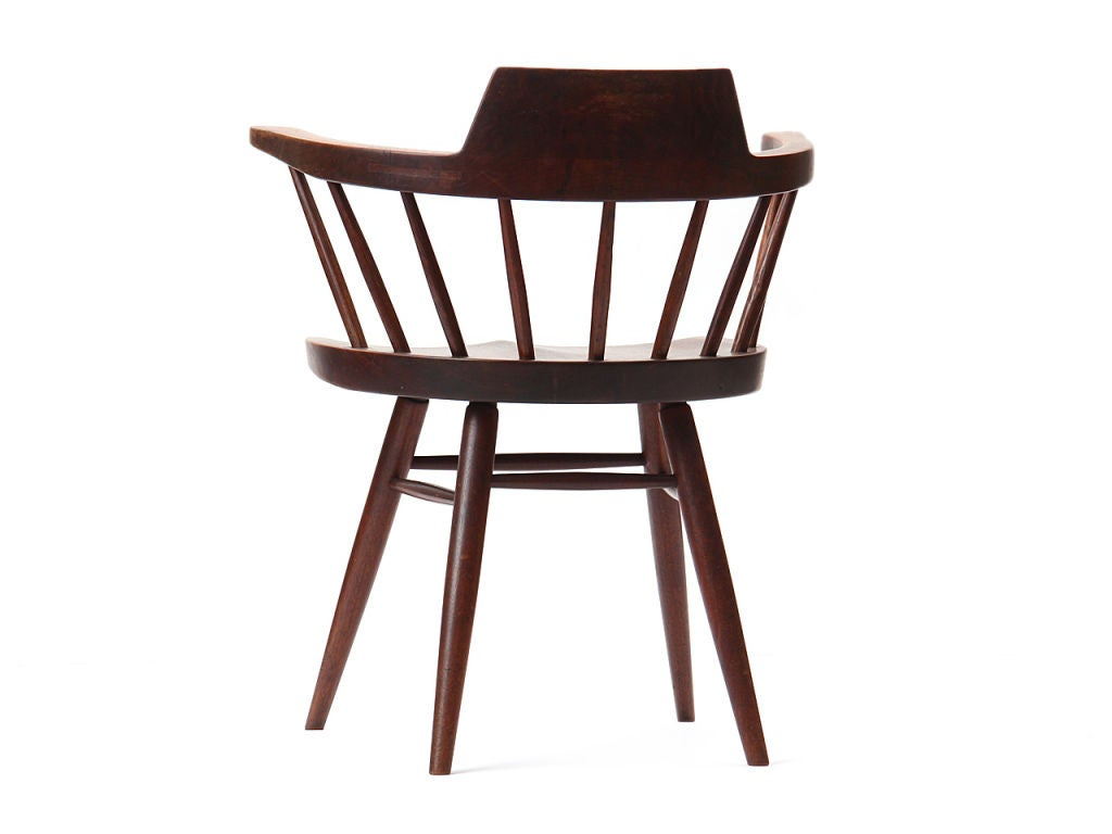 American Captain's Chair by George Nakashima