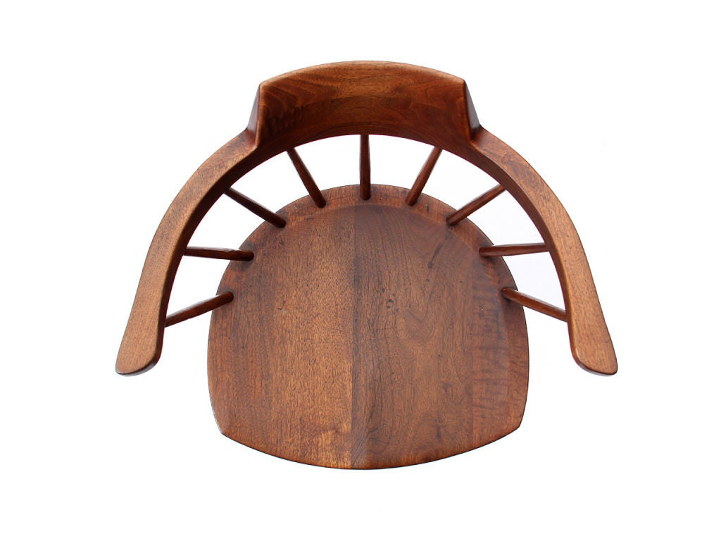Mid-20th Century Captain's Chair by George Nakashima
