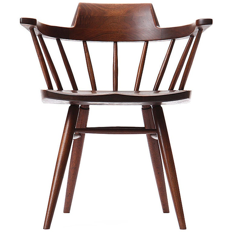 George Nakashima Chairs captain's chairgeorge nakashima for sale at 1stdibs