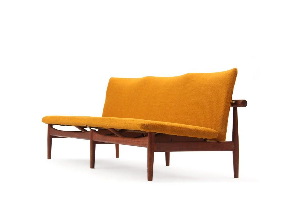 Scandinavian Modern The Japan Sofa by Finn Juhl For Sale