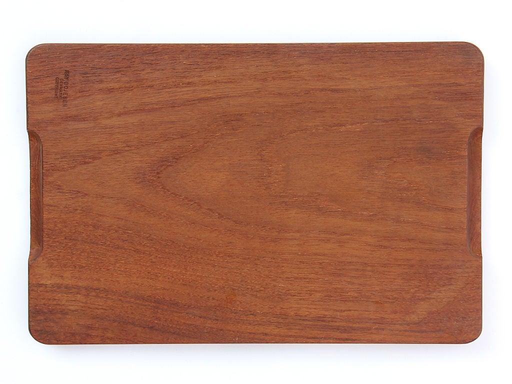 Scandinavian Modern Cutting Board by Kay Bojesen