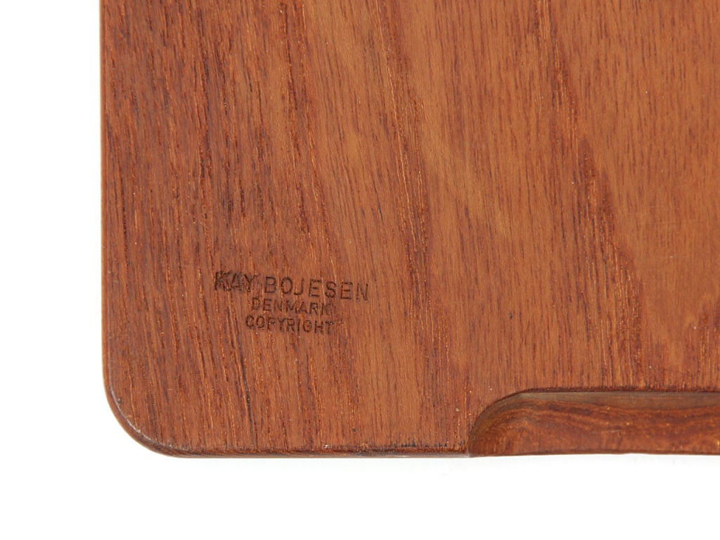 Danish Cutting Board by Kay Bojesen