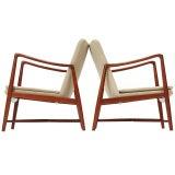 Easy Chairs by Finn Juhl