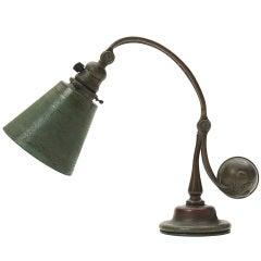 Desk Lamp by Louis Comfort Tiffany