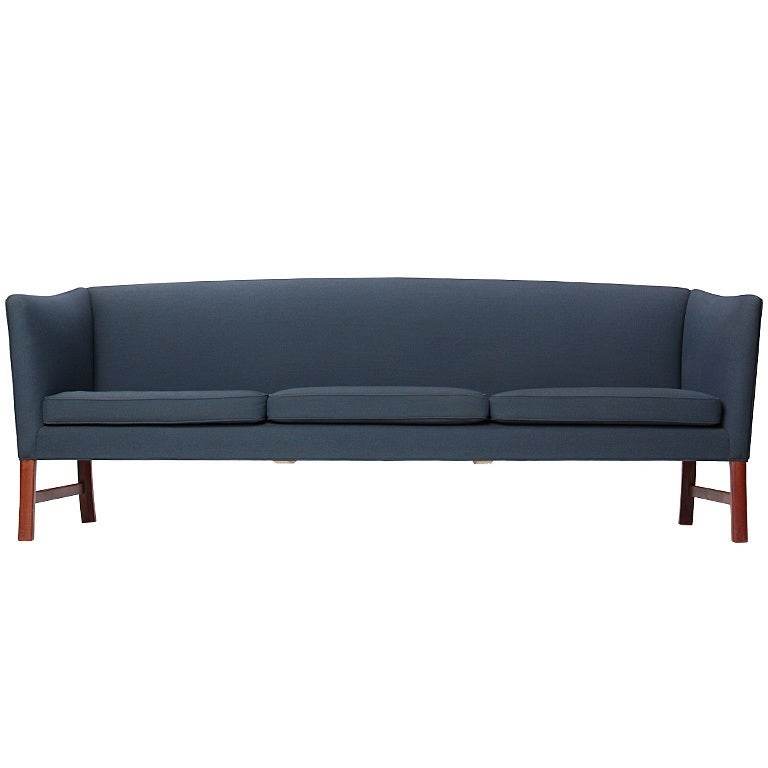 Tight Back Sofa by Ole Wanscher
