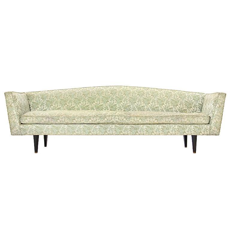 Rare Sofa by Edward Wormley