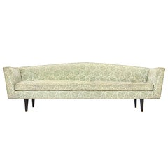 Rare Arched Back Sofa by Edward Wormley