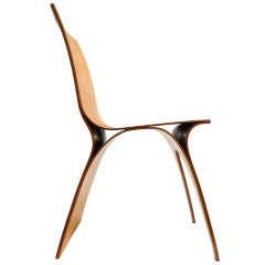 """Bentwood """"Arkade Chair"""" by Skip Abelson"""