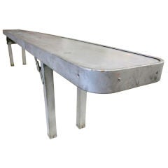 Industrial Folding Bench