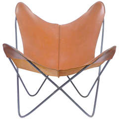 Vintage Hardoy Butterfly Chair