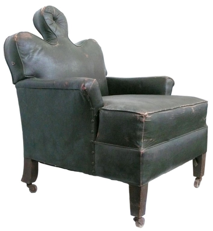 Unusual Human Reclining Lounge Chair At 1stdibs