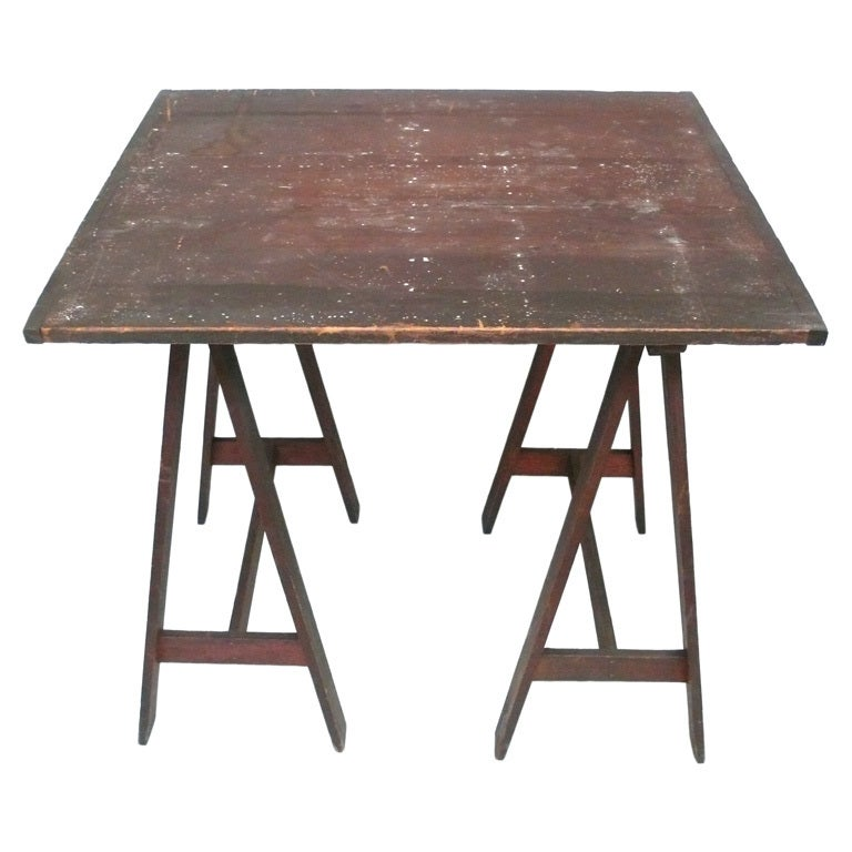 Architects Drafting Table At 1stdibs