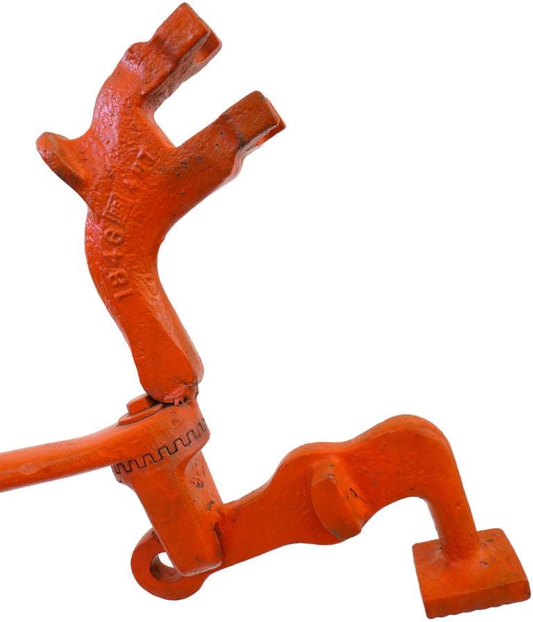 Modernist Figural Sculpture by Harold Bloom For Sale 1
