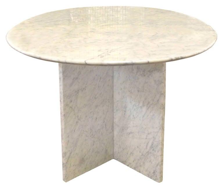Wonderful Italian Marble Dining Table at 1stdibs : P1040520l from www.1stdibs.com size 768 x 649 jpeg 31kB
