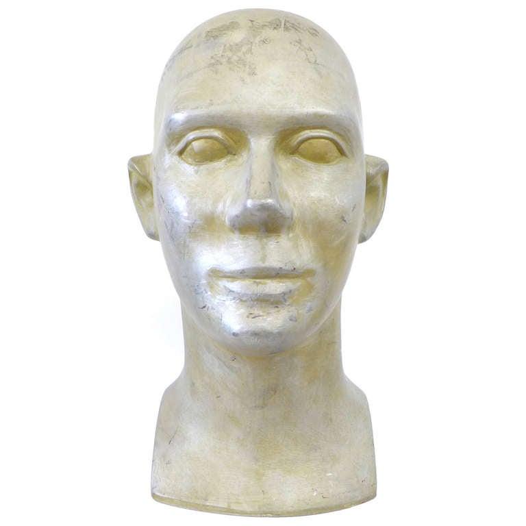 Solid Aluminum Head Model