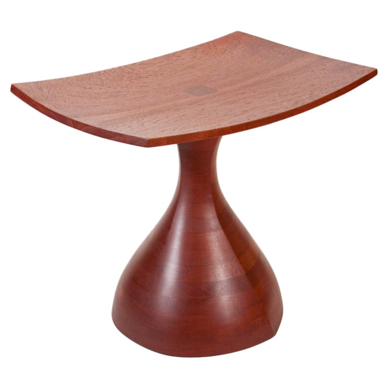 Wendell Castle Bench At 1stdibs
