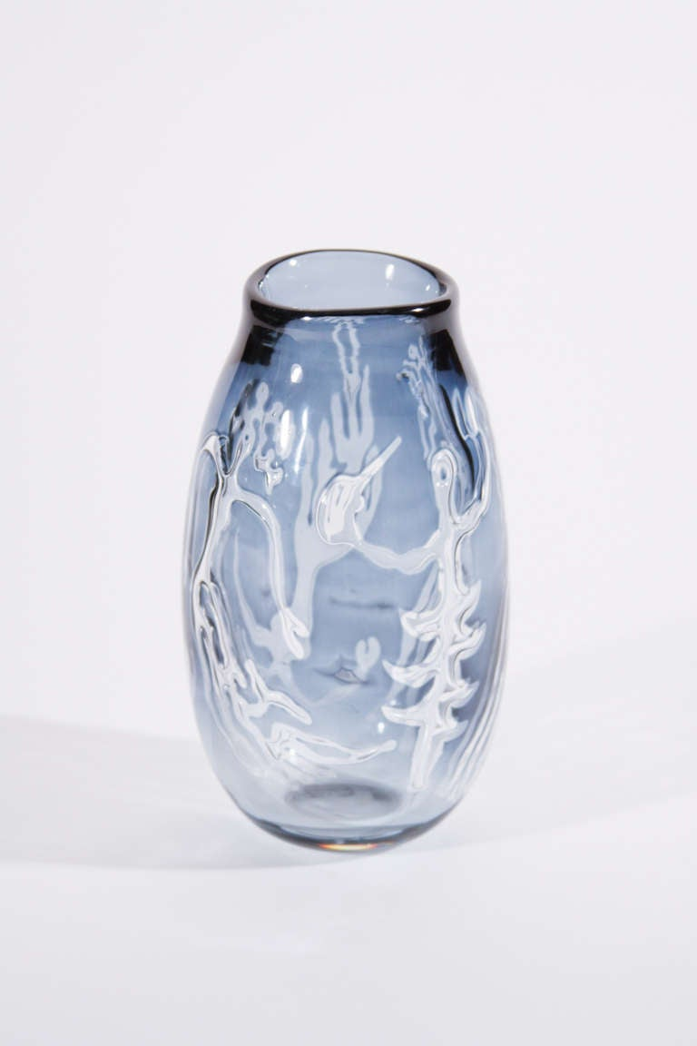 dating orrefors ariel Shop the swedish vases collection on  4ʺw × 4ʺd × 7ʺh handblown glass vase with etched lady with birds scene by orrefors of sweden  dating from the.