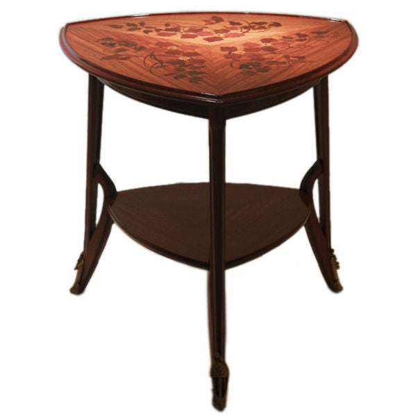 An Art Nouveau Table by Louis Majorelle at 1stdibs