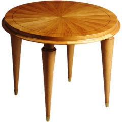 Petite Art Deco Occasional Table by Batastin Spade