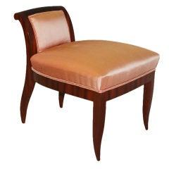 Art Deco Style Ladies Vanity Chair by Iliad Design