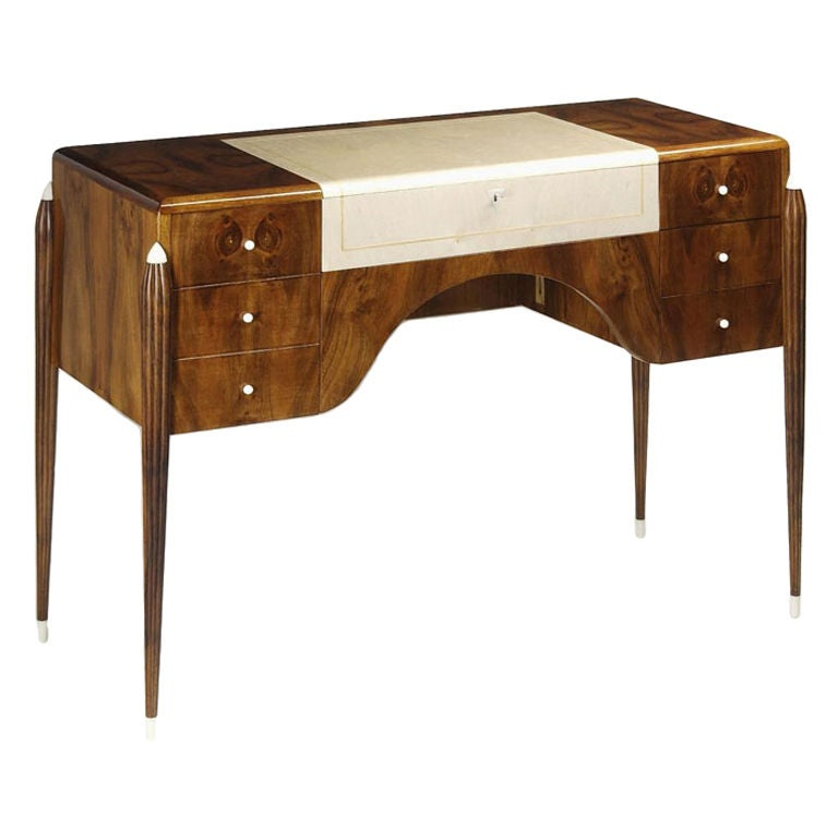 Art deco style dressing table by iliad design for sale at for New art deco style furniture