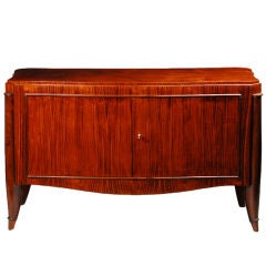 Art Deco Sideboard in the Style of Jules Leleu