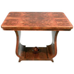 Art Deco Dining Room Tables - 320 For Sale at 1stdibs