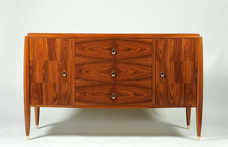 French Modernist Style Chest by Iliad Design 2