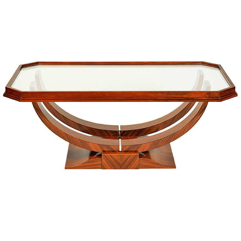 Art Deco Coffee Table Brisbane: Art Deco Style Coffee Table By Iliad Design For Sale At