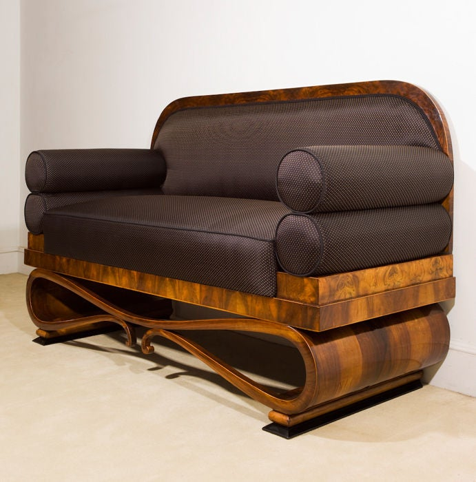 A biedermeier sofa by josef danhauser at 1stdibs Biedermeier sofa