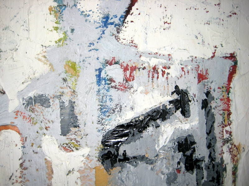 An Abstract Expressionist Painting By Joan Savo At 1stdibs